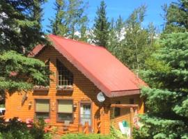 Hotel photo: The Gingerbread Cabin