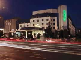 A picture of the hotel: City Hotel