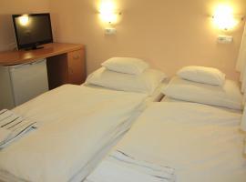 Фотографія готелю: Tisza Corner Hotel