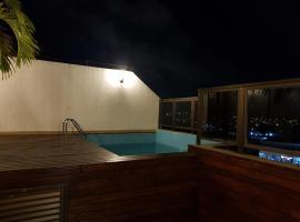 Hotel photo: Espetacular Cobertura em Lauro de Freitas, Bahia