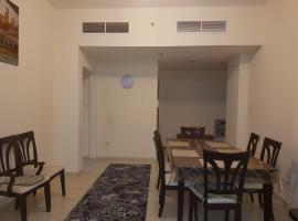 Hotel photo: One Bedroom Apartment - Ajman Tower