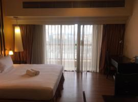 Hotel photo: Cosy Studio at Sunway Resort Suites, Sunway Pyramid