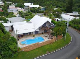 A picture of the hotel: Bas de villa Noumea
