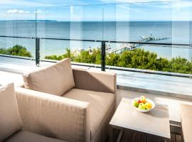 Hotel Photo: Villa Philine Penthouse 28