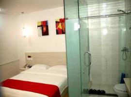 Ξενοδοχείο φωτογραφία: Thank Inn Chain Hotel Hebei Cangzhou West Jiefang Road