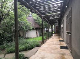 Hotel photo: Touch of Africa Lodge