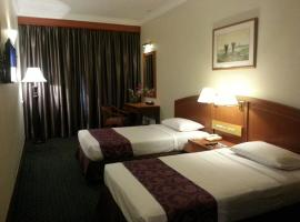 A picture of the hotel: The Orkid Hotel Melaka