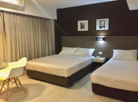 A picture of the hotel: Srivichai Hotel