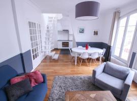 Hotel photo: Luckey Homes - Allée Jean Nicot