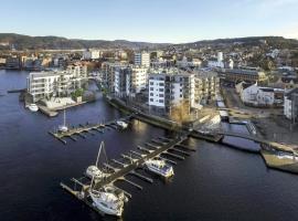 A picture of the hotel: Apartment Porsgrunn Centrum