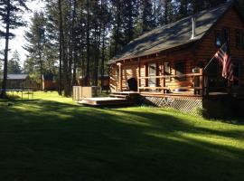 Hotel Foto: Elk Cabin
