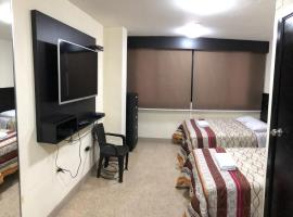 Hotel photo: residencia terreros ideal 4 personas