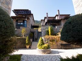 Hotel photo: Ostra Menalon Luxury Suites