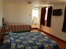 Hotel foto: Hospedaje La Familia en Chinchorro
