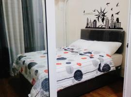 Hotel photo: Jinky's Affordable 1BR Fully Furnished Unit