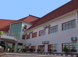 Hotel near Zaria
