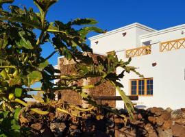 Hotel foto: Casa Caldera Blanca