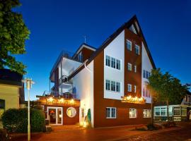 Hotel foto: Land-gut-Hotel Bernstein Bootshaus