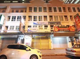 Hotel near Sandakan