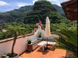 Hotel photo: La Casona Azul Boutique Hotel