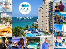 Hotel photo: Private Apartment at Hotel ESJ Azul