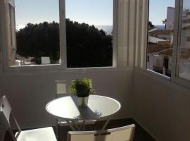 מלון צילום: Acogedor y amplio estudio con vistas al mar