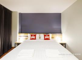 Hotel photo: ZEN Rooms Zleepmotion Bangkok