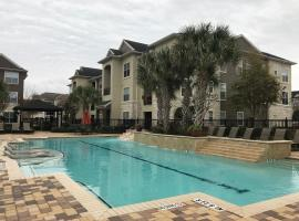Hotel photo: Resort Style Luxury Apartments The Woodlands