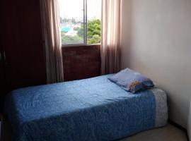 Фотография гостиницы: Habitación en Campo Real