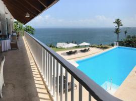 Hotel photo: Vista Mare Ocean View Top Floor 1-Bedroom Condo/Suite, Samana