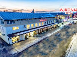 A picture of the hotel: Hotel Wironia