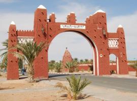 Hotel photo: Adrar Holiday Home