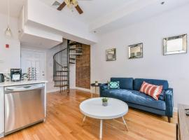 Hotel Foto: Two-Bedroom, Two-Bath Apt in South End
