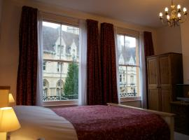 Hotel near Oxford