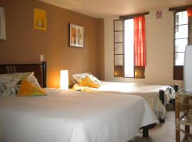Hotel photo: Hostal La Candelaria