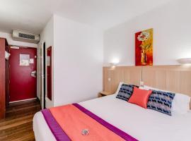 Hotel Photo: Brit Hotel Confort Grenoble Centre