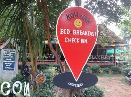 Hotel photo: Koh Mak Bed & Breakfast