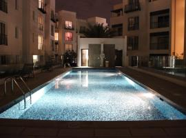 A picture of the hotel: Fabulous 2 Bedrooms Apt at Al Mouj Muscat