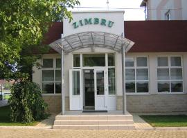 A picture of the hotel: Zimbru Hotel