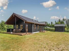 Hotel photo: Holiday Home Ejstrupholm with Fireplace I