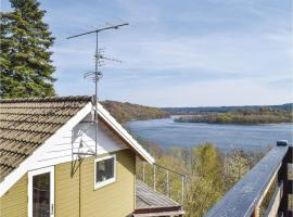 A picture of the hotel: Three-Bedroom Holiday Home in Silkeborg
