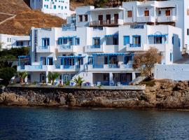 Hotel photo: Vithos Seaside Aparthotel