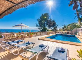 Hotel photo: Holiday home Benissa/Costa Blanca 4774