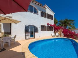 Hotel photo: Holiday home Benissa/Costa Blanca 4778