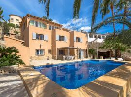 Hotel photo: Holiday home Benissa/Costa Blanca 4791