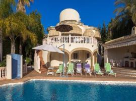 Hotel photo: Holiday home Benissa/Costa Blanca 4812