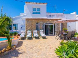 Hotel photo: Holiday home Benissa/Costa Blanca 4925