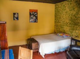 Hotel near Totonicapán