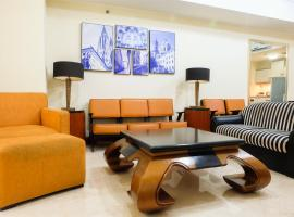 Hotel fotoğraf: Spacious 1BR For 4 Pax Casablanca Apartment By Travelio