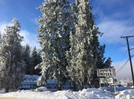 Hotel photo: Pines Motel